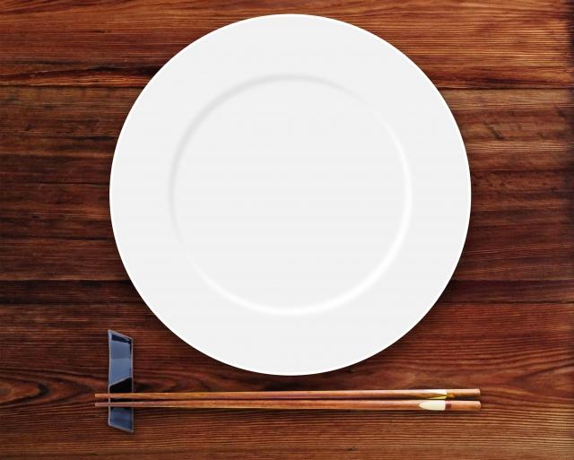 食事の見直し